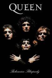 Queen poster: Bohemian Rhapsody (24x36) Freddie Mercury